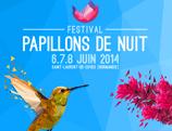 Location de tente de réception : Evénement Les papillons de nuit 2014 Basse Normandie