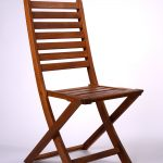 location de mobilier pour événements : Chaise pliante en bois