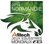 Location de tente de réception : Evénement sportif en Basse Normandie Calvados Les jeux équestres mondiaux Caen