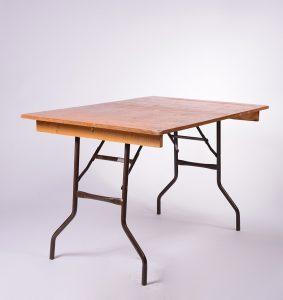 Petite table rectangle
